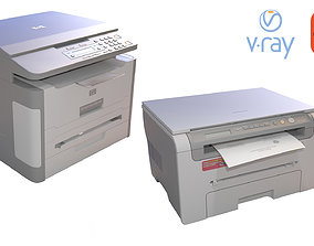 Two Printers 3D