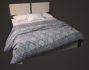Realistic Bed 3D