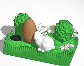 The Easter Bunny 3D print model