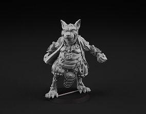 cat coach 3D printable model
