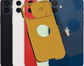 Apple iPhone 12 Case 3D print design