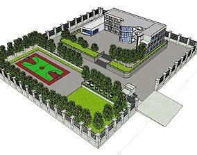 Region-City-School 117 3D