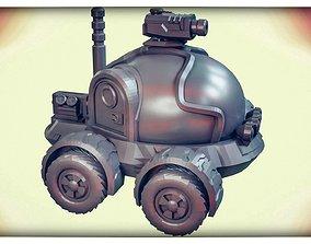 3D print model Wasteland Explorer Buggy