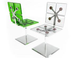 3D model Modern Chairs Casamania