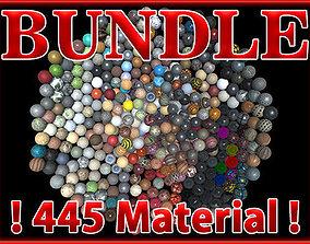 PBR Material Bundle Vol1 - 445 Material 3D model