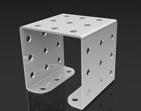 3D model M3 Sheet metal housing