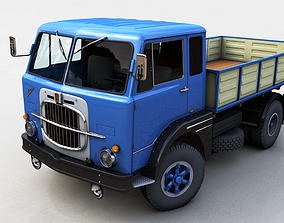 FIAT 682N2 1960 3D model