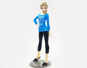 3D print model ELSA WRECK IT RALPH2 VERSION