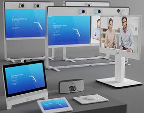 3D Cisco Telepresence