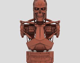Terminator Genisys T-800 3D printable model