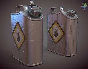 Scepter Container 3D asset