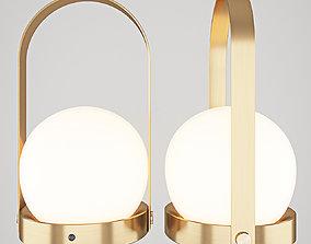 3D model Menu Carrie LED Lamp