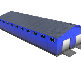 Trading warehouse 3D