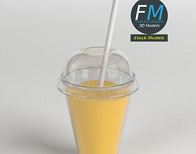 3D model Juice cup