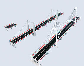 BRIDGE 3D model exterior