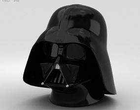 awakens 3D model Darth Vader Helmet