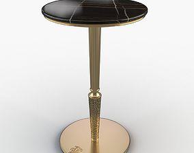 Chatam table chair 3D modern