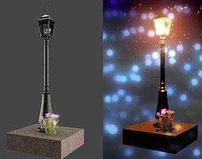 3D model Lamppost-Street Light