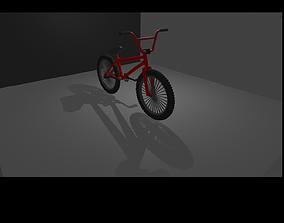 3D BMX Red