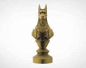 Chess set 3D models for artcam and aspire