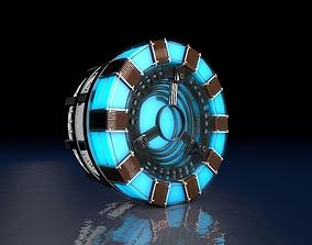 3D model Iron Man Arc