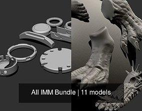 3D All IMM Bundle