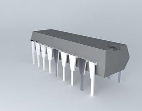 3D 18 pin IC