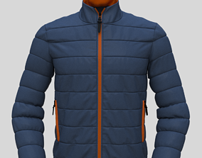 jacket 3D clothes