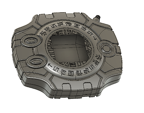 3D printable model Digimon - Digivice