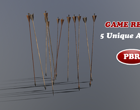 Arrow 3D Models | CGTrader