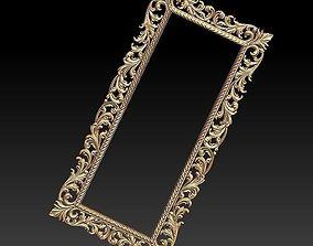 3D model frame 101