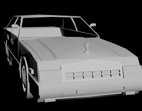 Nissan Laurel C32 3D print model