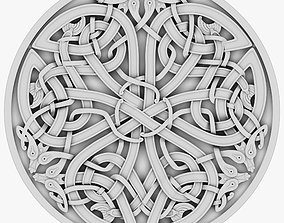 3D Celtic Ornament 26