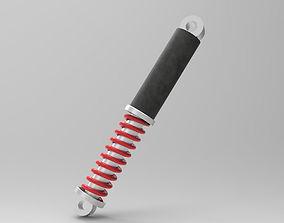 3D asset shock absorber