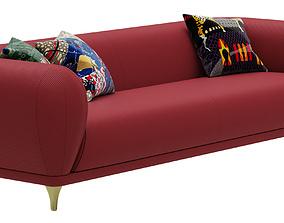 Roche Bobois MONTGOLFIERE Large 4-seat sofa 3D model