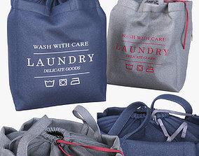 3D bag for linen 2