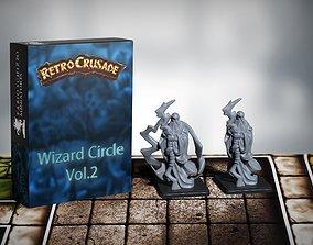 Retrocrusade Storm MAster 3D printable model