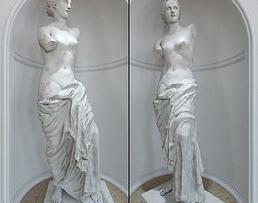 Aphrodite - Venus de Milo 3D model