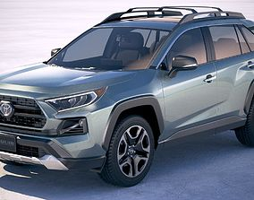 Toyota RAV4 Adventure 2019 3D