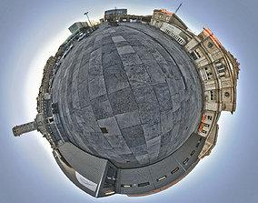 3D 5 Exterior Panoramas 360x180 V3