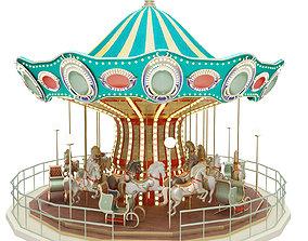 fun 3D Carousel
