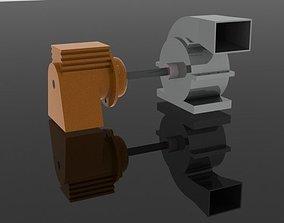 3D Motor Blower