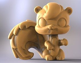 squirrel animal 3D print model