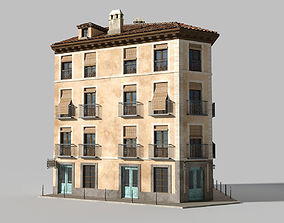 Old spanish house 3D