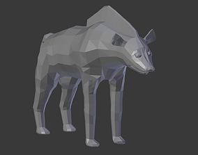 3D print model Hyena