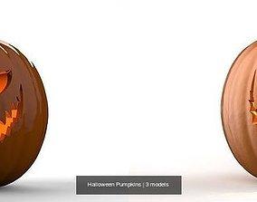 costume 3D Halloween Pumpkins