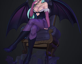 3D printable model Morrigan Aensland - Version 1