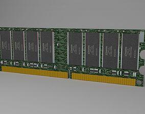 Computer Ram 3D