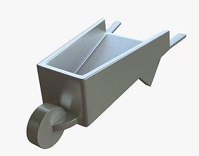 3D Monopoly Wheelbarrow