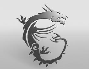 MSI Dragon 01 3D